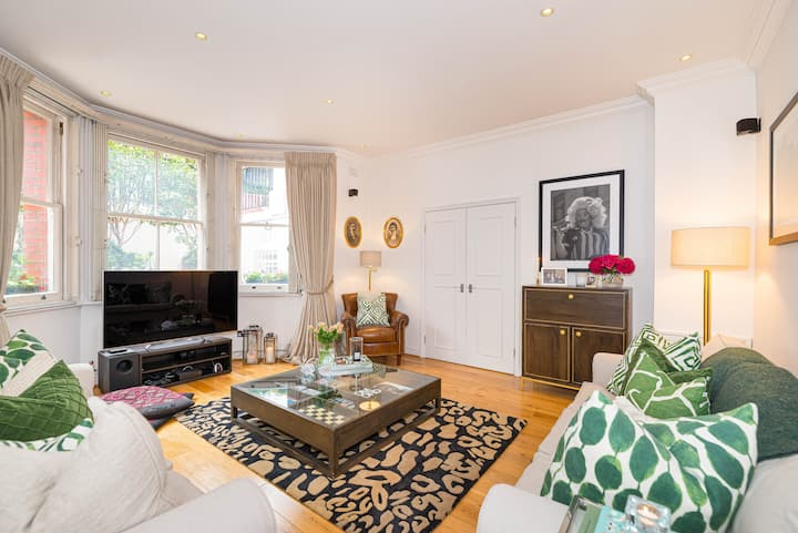 Luxurious flat in Kensington
