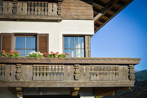 Spaciouse house with beautiful garden in Dolomiten