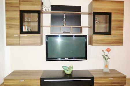 Ferienwohnung Wusterhusen für 6 Personen - Wusterhusen - Apartment