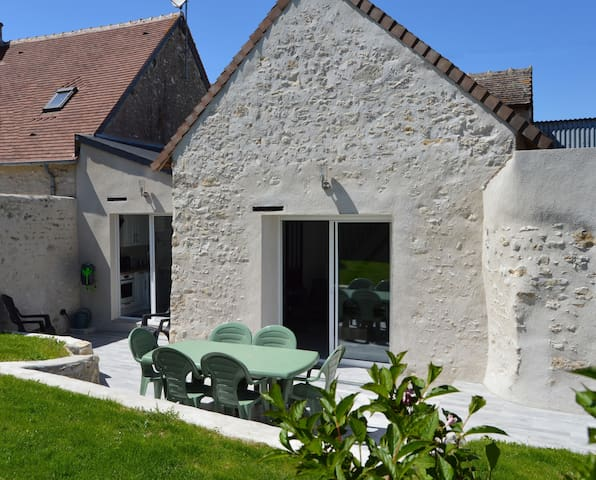 Agréable maison Blois / Chambord / Chx de la Loire