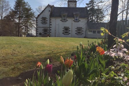 Dower House Newtonmore: Truim