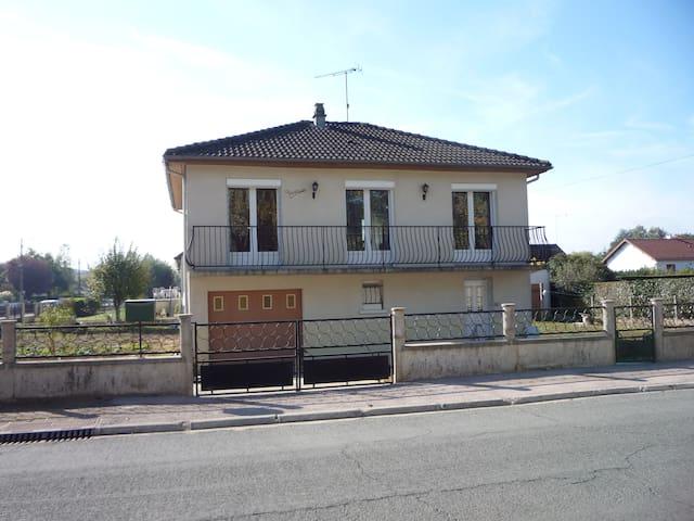 maison proche de la foret de  tronçais - Meaulne - Haus