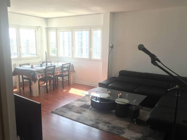 Chambre privé dans appartement 20 min Paris - Massy - Apartment