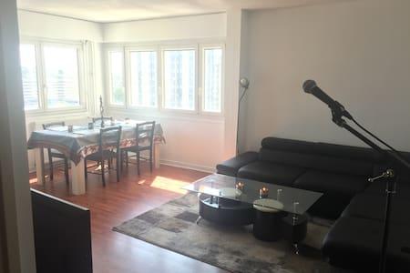 Chambre privé dans appartement 20 min Paris - Apartment