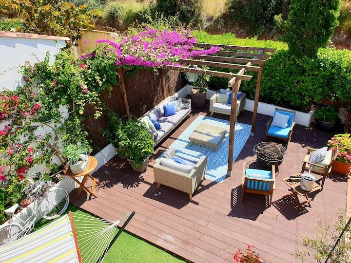 Casa independiente a 5 min de la playa de Sitges