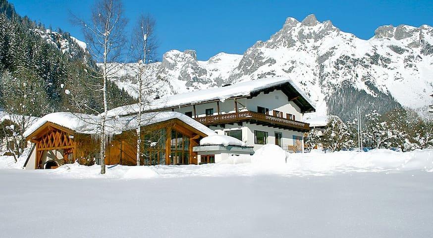 Mehrbettzimmer im Ferienclub Berghof/Werfenweng - Werfenweng - Hospedaria