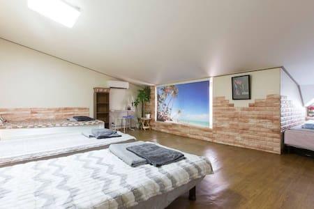 KozyKorea Terrace Room - Incheon - Wohnung