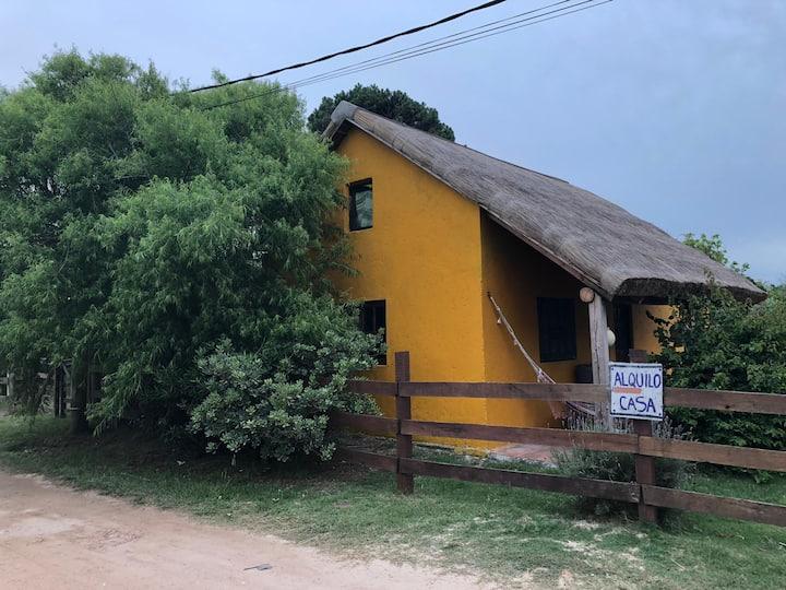 Casa en Valizas para 6 personas (opción a 7)