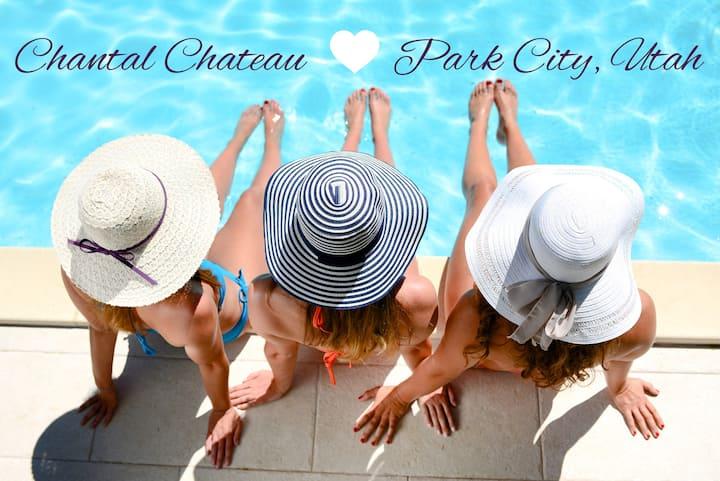 Chantal Chateau Park City, Utah