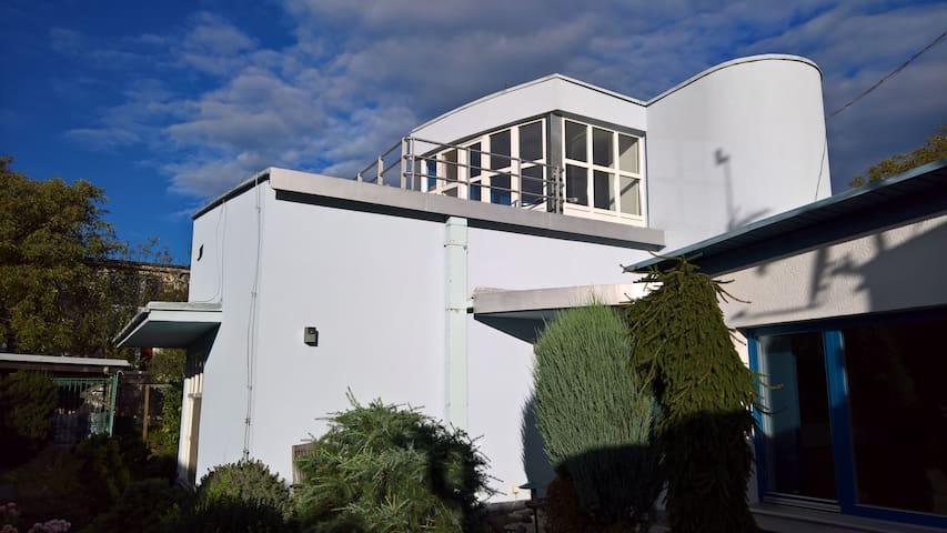 Ateliérový dům Zlín