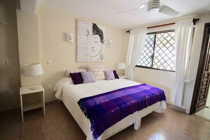 Casa Caribe, Sandia Room, Ground Floor