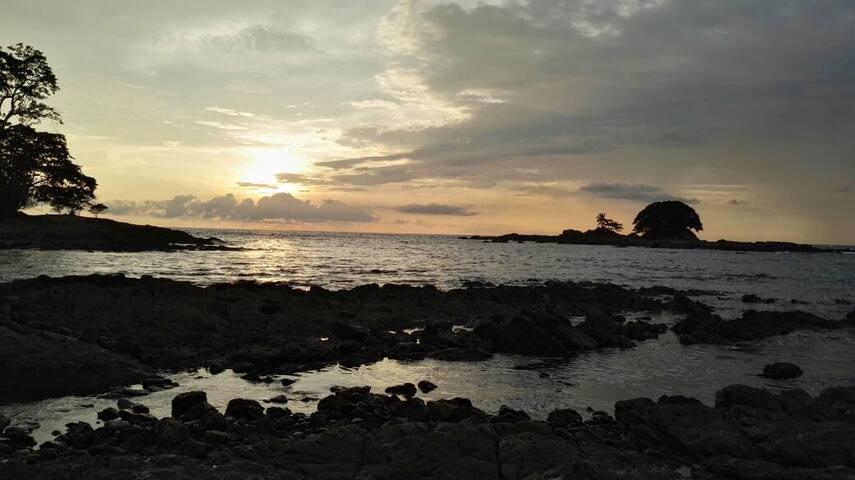 Cabinas paraíso Dominical
