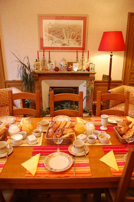 The gold room chambres d 39 h tes louer picauville - Chambre d hote basse normandie pas cher ...