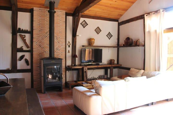 carriou bois au coeur des landes - Rion-des-Landes - House