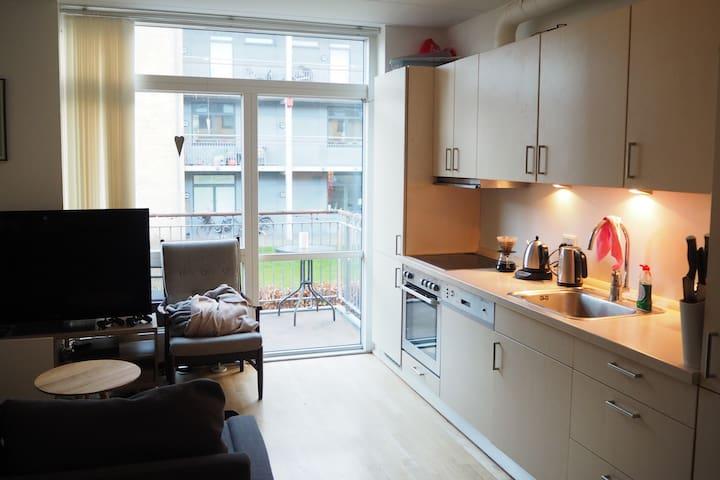 Full apartment in Aarhus N - Aarhus - Leilighet