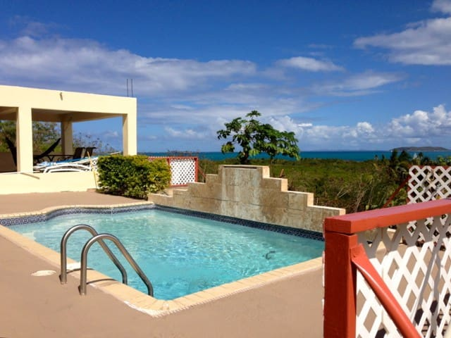 Amazing Caribbean Views with Private Pool