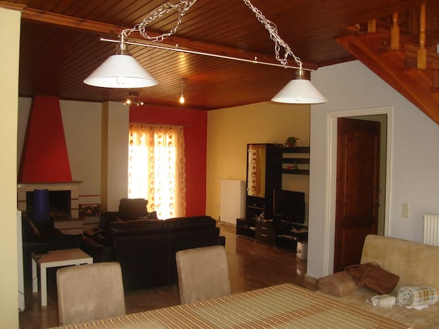 Lefkada in the Center  Extra Luxury home 150 m2 - Lefkas - House
