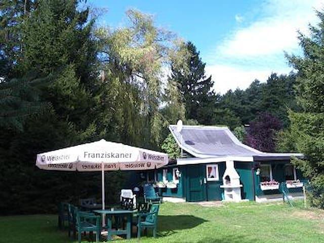 Wernigerode/Ilsenburg Bungalow 1 - Ilsenburg - Talo