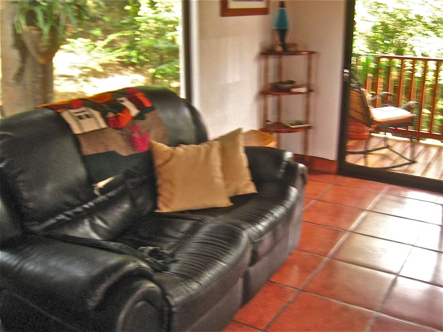 1 bedroom casita w/views of jungle