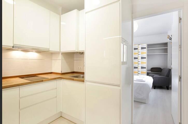 Apartamento Alonso Cano 1D