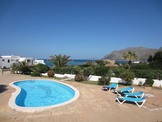 casa+piscina a 50m mar /ARTA - Betlem - Casa