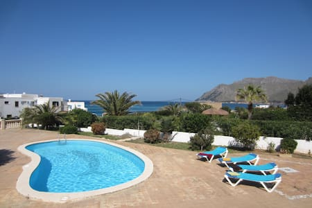 casa+piscina a 50m mar /ARTA - Betlem