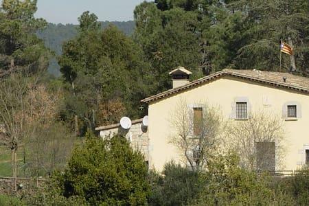 Casa rural al lado de Girona