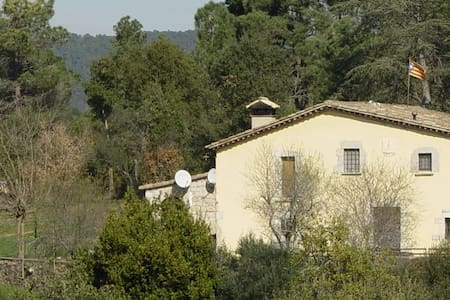 Casa rural al lado de Girona - Llambilles - Bed & Breakfast