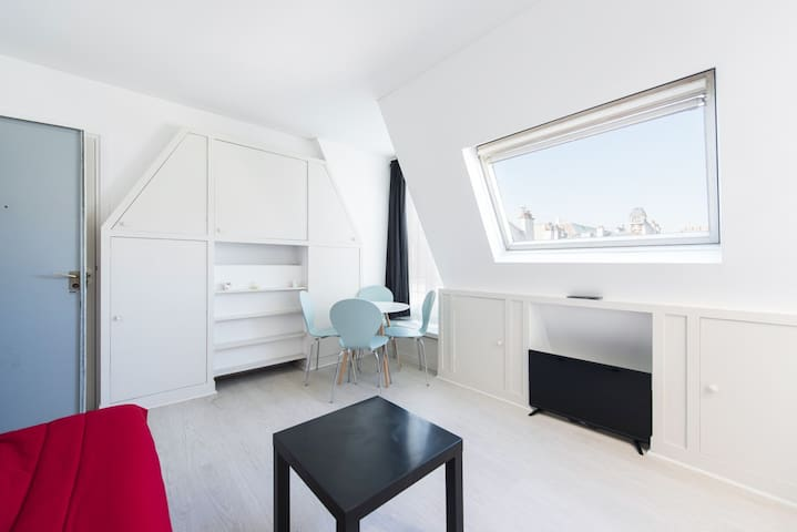 Lovely renovated studio close to Eiffel Tower - Paris - Hus