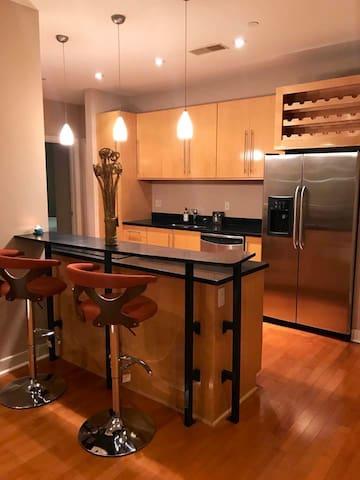 Entire Luxury 2 Bedroom 2 Bath Loft Downtown STL