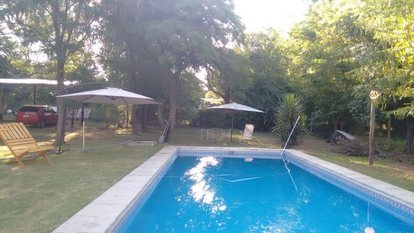 Cabaña Villa los Aromos - Córdoba