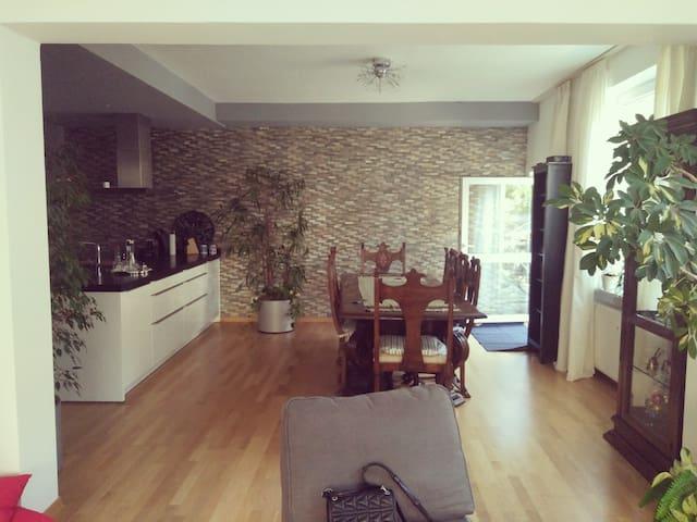 Beautiful, Quiet& Spacious Appartment in Neuhausen