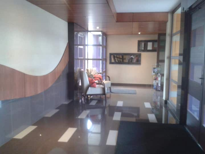 Depto.Temuco Centro, parking, WiFi 1 a 6 pers.