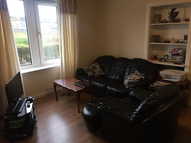 Self contain two bedrooms flat fully furnished