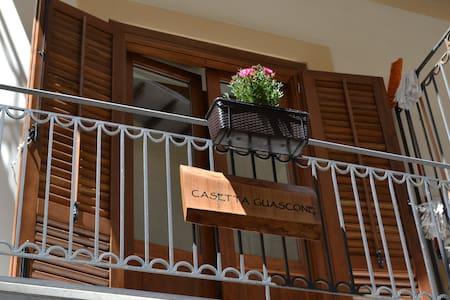 Casetta Guascone - Palermo - Wohnung