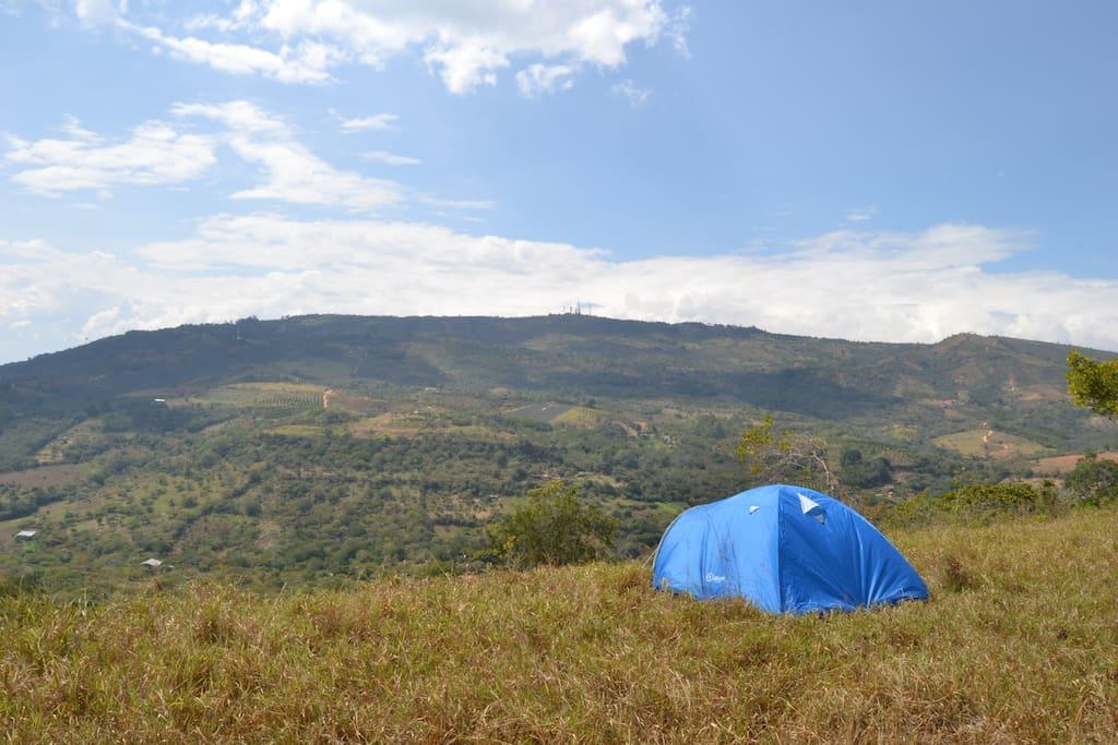 Mirador camping