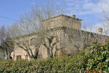 old farmhouse in tuscany - Chiusi - Apartment