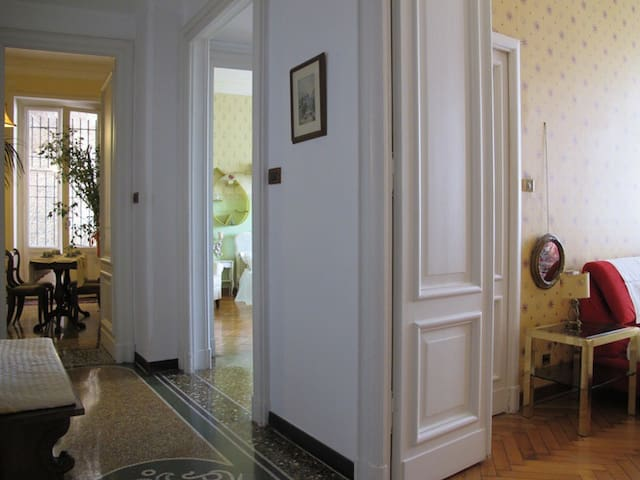 On the fair by the sea hq B&B for families - Génova - Bed & Breakfast