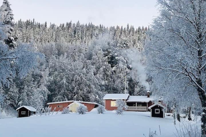 Fritidshus i Månsberg