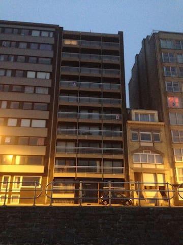 appartement vue sur mer - Middelkerke