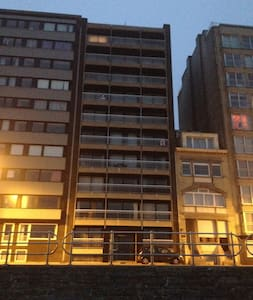 appartement vue sur mer - Мидделькерке
