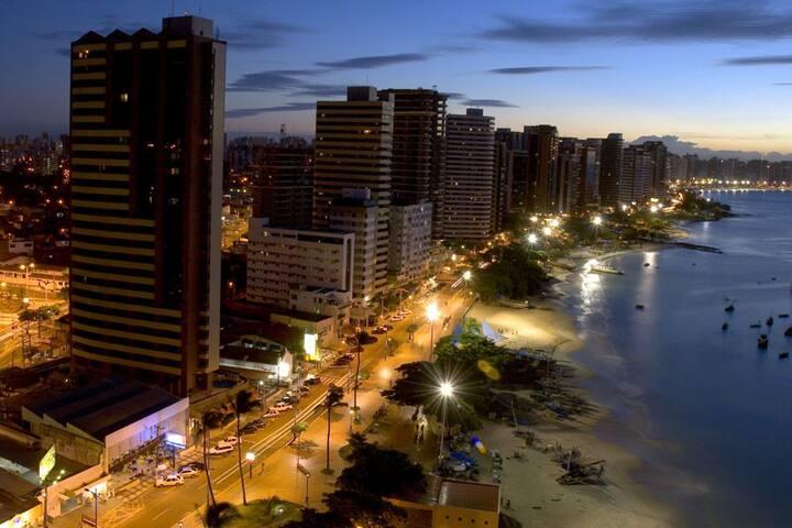 Cozy room for 2 people - Fortaleza - Hus