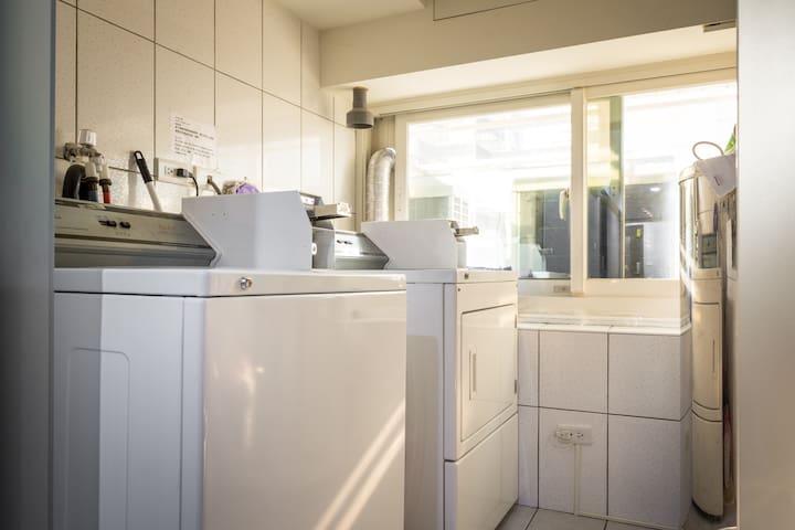 投幣式洗衣機/烘衣機