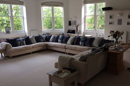 Victorian mansion conversion. - Wallingford - Wohnung