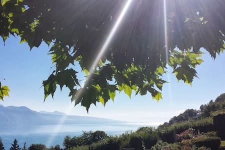 MONTREUX RIVIERA FOR FAMILIES - Bed & Breakfast