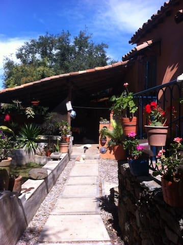 Charming Casa Carmenet  - Santa Maria del Oro  - Huis