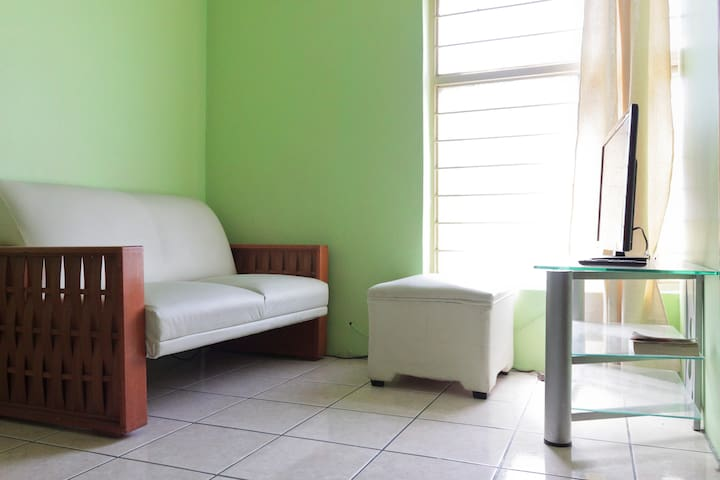 Very light small apartment - Tlaquepaque - Apartment