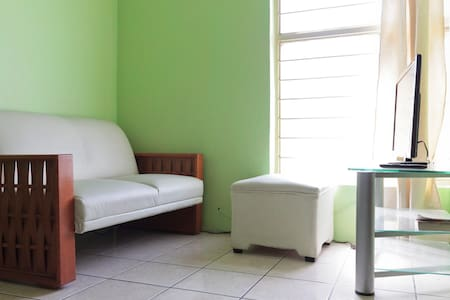 Very light small apartment - Tlaquepaque