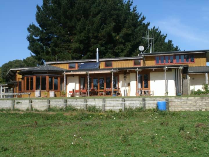 Strawbale House