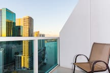 2 LEVEL LOFT STEP TO   BRICKELL CITY CENTER.